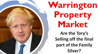 Are the Tory's Selling Off the Final Part of the Family Silver? 6,729 Warrington Housing Association Households & the Right to Buy Their Homes