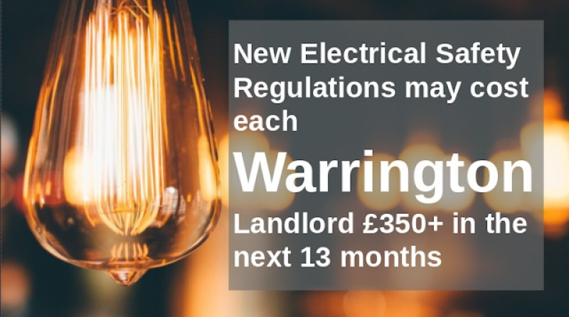 New Electrical Safety Regulations Could Cost Each