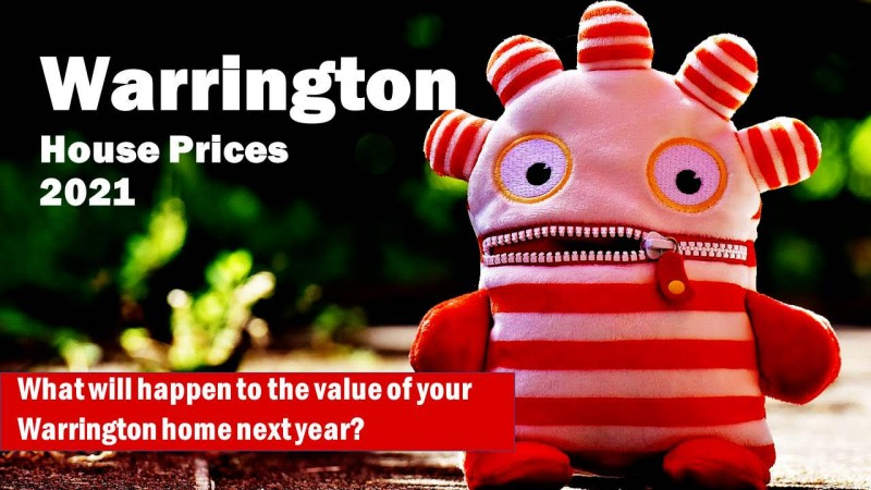 What will happen to the value of your Warrington home in 2021?